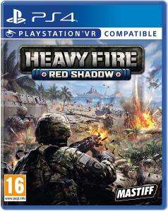 Heavy Fire Red Shadow (PlayStation 4) VR Compatible - £10.98 Delivered @ GAME