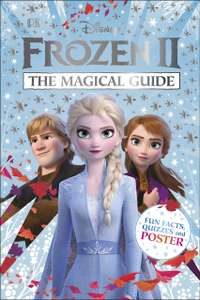 Disney Frozen 2 The Magical Guide: Includes Poster Hardcover £2.50 at Amazon Prime / £5.49 Non Prime