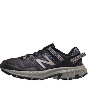 New Balance Womens WT410 V6 Trail Running Shoes Black/Grey £27.98 delivered ( £22.99 for delivery pass members) @ MandM Direct
