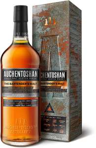 Auchentoshan The Bartender's Malt Annual Limited Edition Whisky, 70 cl £28.50 @ Amazon