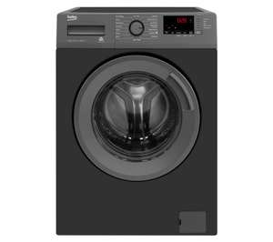 Beko WTB1041R4A 10 kg 1400 Spin Washing Machine - Anthracite / White £239 delivered with code @ Currys