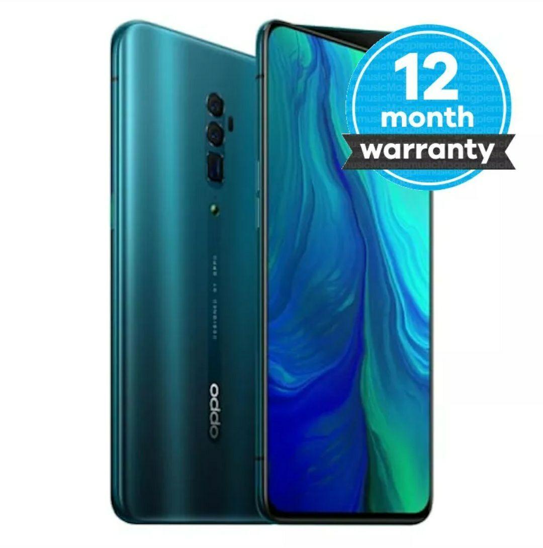 Oppo Reno 10x Zoom - 256 GB - Ocean Green (UNLOCKED) - Very Good Condition - £391.49 @ Music Magpie Ebay