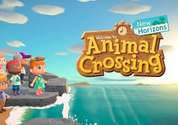 Animal Crossing New Horizon (Switch) - Download Code £35.92 at Gamivo