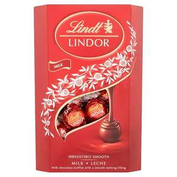 Lindt Lindor Milk Chocolate Box Selection 337g £1.50 @ Superdrug (£3 P&P or free over £15)