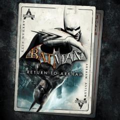 [PS4] Batman: Return to Arkham - £4.79 - PlayStation Store (US)