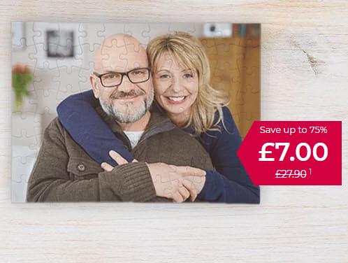 Photograph Puzzle 88 pieces £7 @ My Picture (£5 P&P)