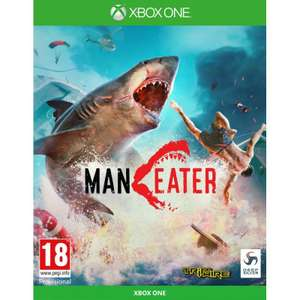 Maneater xbox one preorder £27.95 at The Game Collection