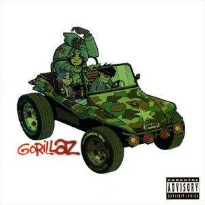 Gorillaz : Gorillaz CD (2001) - Used very good - £1.99 @ musicmagpie eBay