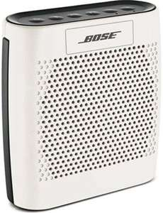 Bose SoundLink Colour Bluetooth Speaker, B grade, Preowned for £46.95 delivered by CEX