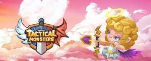Free Tactical Monsters Rumble Arena Gift Pack Keys (Requires Account) via Free To Game