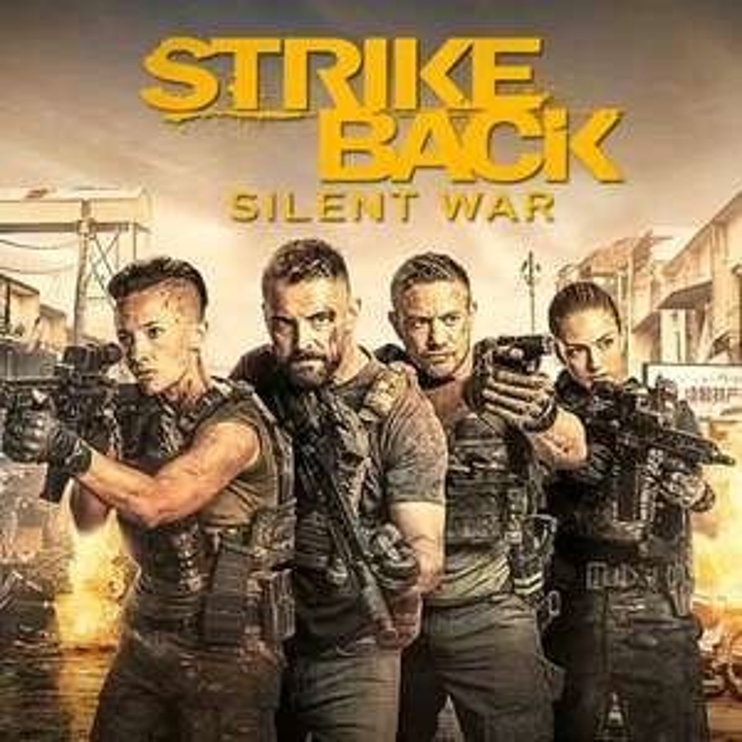 Strike Back Season1-5 £20.99 @ Google play