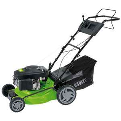 Draper Petrol Lawn Mowers - £159 (139cc 46cm Push) / £179 (139cc 46cm Self-Propelled ) / £199 (173cc 50cm Self-Propelled) @ UK Tool Centre