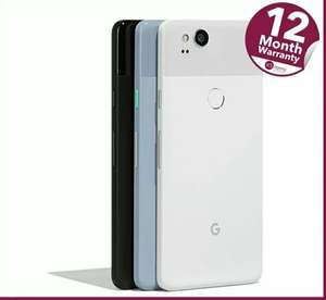 Google Pixel 2 64GB White Smartphone - EE In Reasonable Condition - £78.74 @ XS Items Ebay