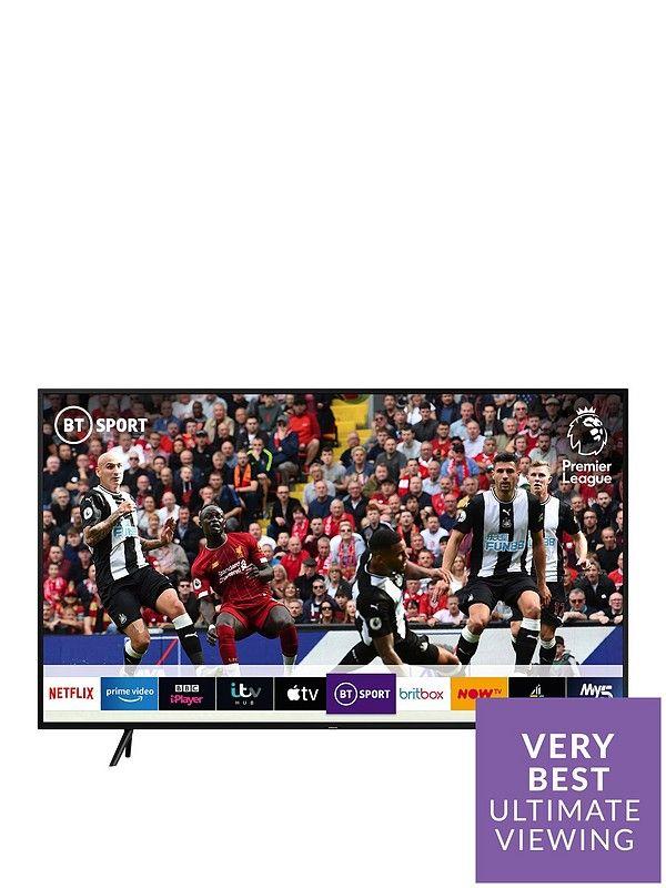 QE65Q60 65 Inch, QLED 4K Ultra HD Certified HDR 1000 Smart Q60 TV - £899 @ Very
