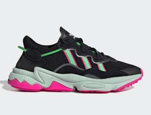 Womens Adidas OZWEEGO Trainers Now £35 sizes 4 up to 9 in stock + £3.50 delivery @ Offspring