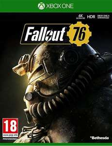 Fallout 76 on Xbox One - £7.99 (+£4.99 Delivery) @ GAME