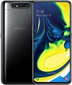 Samsung Galaxy A80 - 128GB - Phantom Black (Unlocked) (Dual SIM) - Opened – never used - £279.99 @ techsave2006 / eBay
