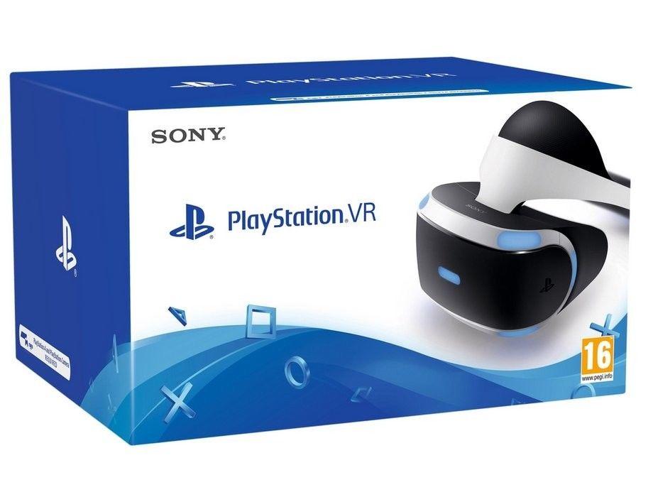 PS4 PSVR FREE Shipping! Sony PlayStation VR Bundle Headset /& Camera No Games