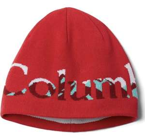 Columbia Heat Beanie - red lily £4.15 (Prime) / £8.64 (non Prime) at Amazon