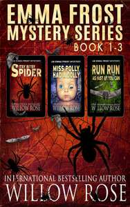 Emma Frost Mystery Series: Vol 1-3 By Willow Rose, Free Kindle Ebook on Amazon