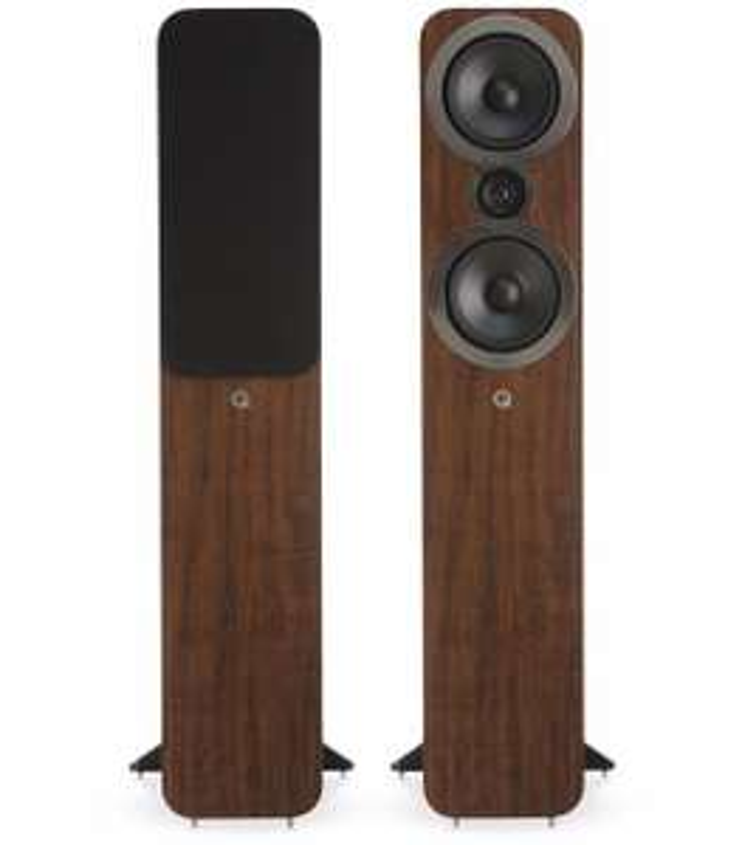 Q Acoustics 3050i pair of speakers £320 delivered (walnut colour) at Q Acoustics