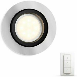 Philips Hue White Ambiance Milliskin LED Spotlight with dimmer switch bundle £26.99 at Argos/Ebay