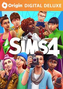 The Sims 4 - Deluxe Edition (PC) - £11.24 @ EA Games