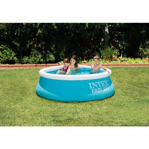 "Intex Easyset Swimming Pool Round 6ft/1.83m 20""/51cm Height 886 Litres for £19.01 delivered (using code) @ carpartsbargains / eBay"