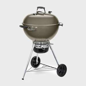 Weber Mastertouch GBS Charcoal BBQ in Grey. Free P&P - £225.25 with code @ Ultimate Outdoors