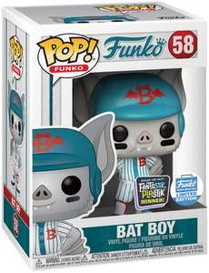 Fantastik Plastik Bat Boy (Funko Shop Europe) Vinyl Figure 58 Funko Pop! £8.99 + £3.99 Delivery at EMP.co.uk