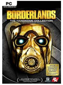 Borderlands: The Handsome Collection PC on STEAM (EU) for £7.29 @ CDKeys.com