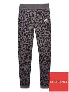 adidas Youth Training Reversible Leggings - Grey £10.99 delivered at Very