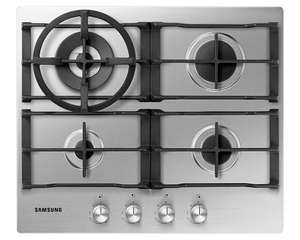 Samsung NA64H3030AS Stainless Steel Gas Hob with Wok Support £98.10 Delivered using code @ Crampton & Moore