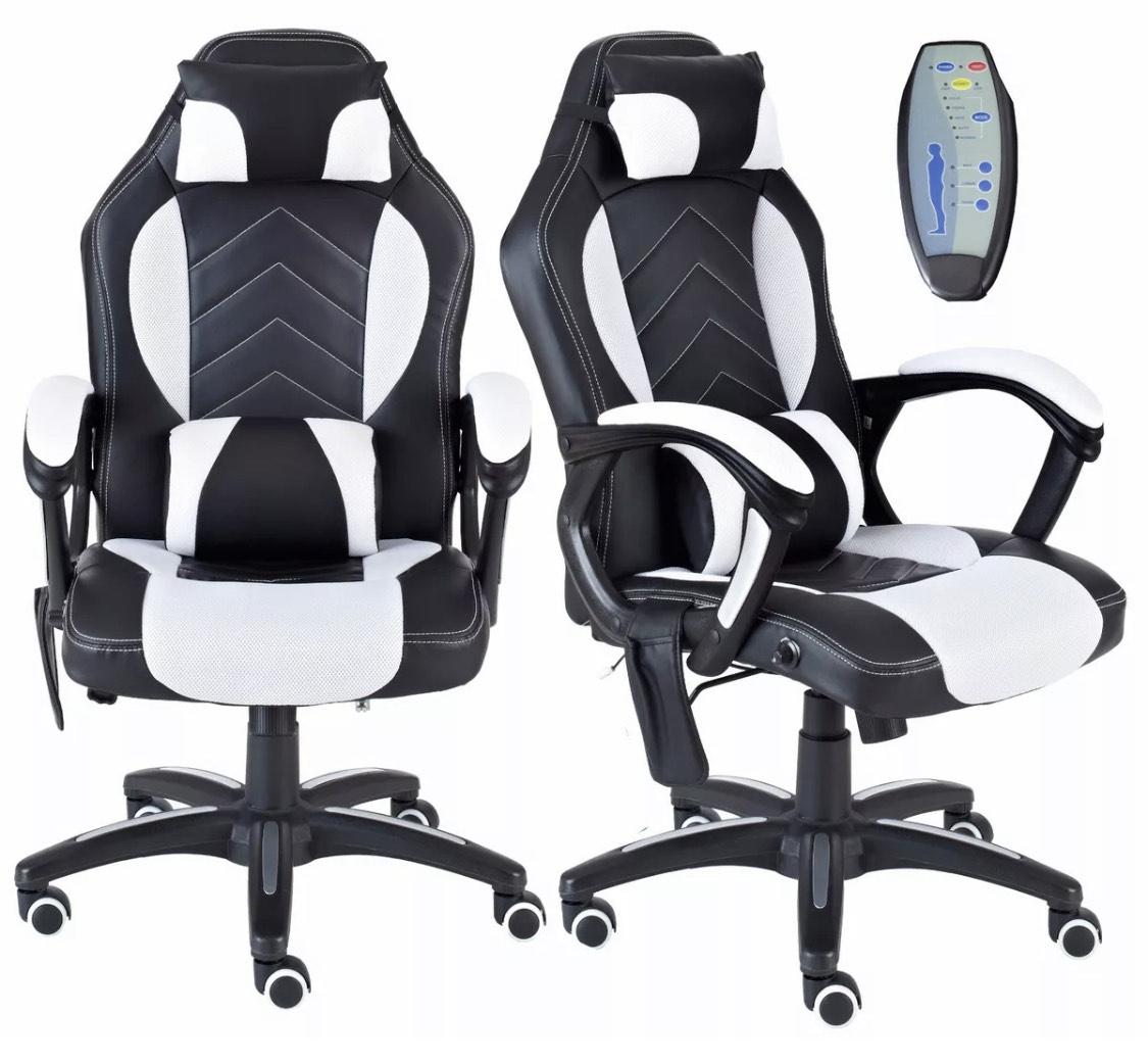 Massage PU Leather Office Chair £98.99 @ neodirect eBay