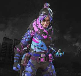 Apex Legends - Wraith Skin free to claim via Twitch Prime