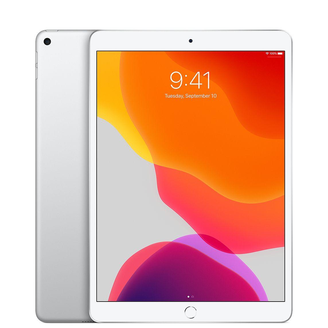 Refurbished iPad Air 3 2019 Wi-Fi 64GB (Silver) - £409 @ Apple