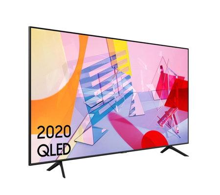 """Samsung 55"""" QE55Q60TAUXXU Smart 4K Ultra HD HDR TV 2020 Model £999.96 at QVC"""