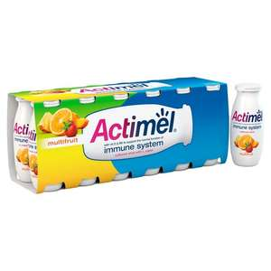 Actimel 12x100g All Flavours £2 @ Tesco