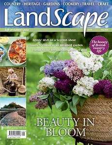 Landscape Magazine subscription for 12 months £30.45 @ Great Magazines