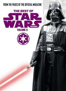 The Best Of Star Wars Insider: Volume 2 / 3 / 4 only £2.99 each + £1 delivery @ Forbidden Planet