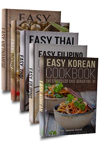 Easy Asian Cookbook Box Set - free Kindle books @ Amazon Kindle Unlimited
