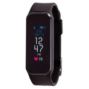 Archon BeMoved Black Heart Rate Fitness Tracker £9.99 delivered @ Box