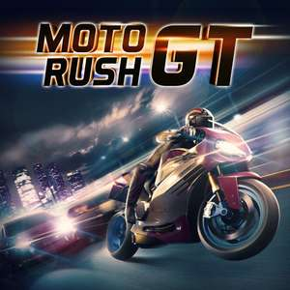 Moto Rush GT (Nintendo Switch) - Over 100 levels £1.34 download @ Nintendo eShop