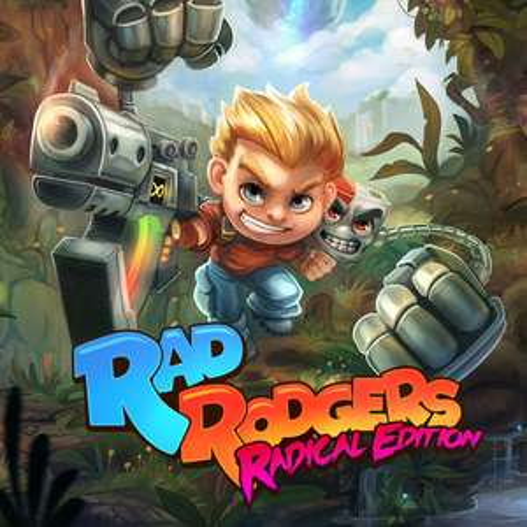 Rad Rodgers Radical Edition (Nintendo Switch) - £5.49 @ Nintendo eShop