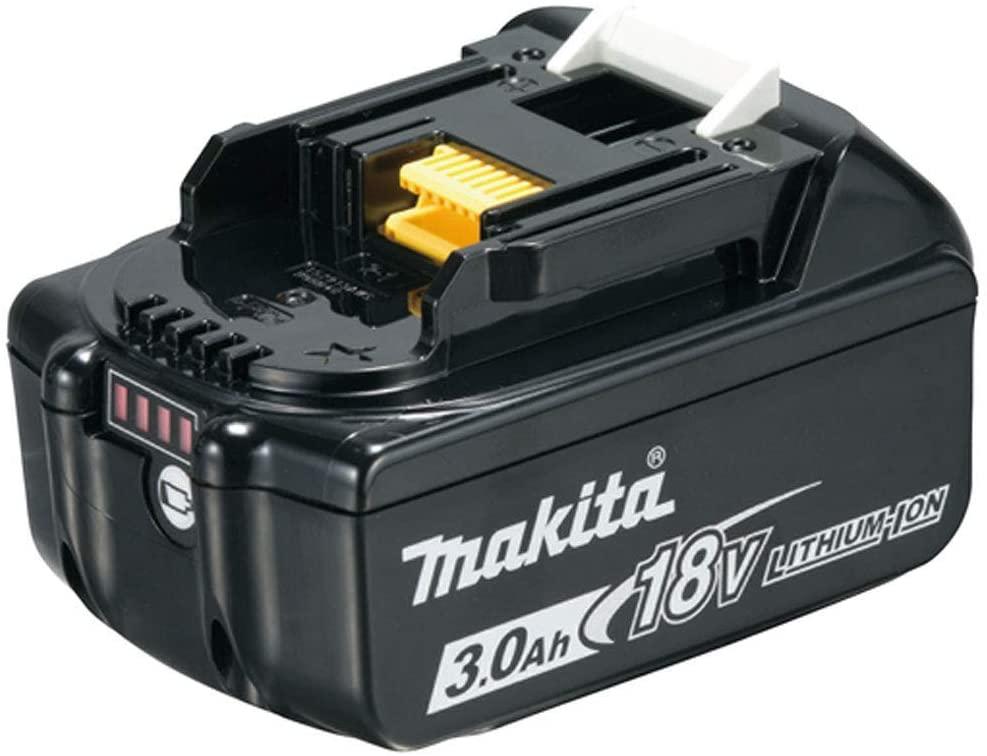 Makita 197599-5 BL1830B 18V 3.0 Ah Li-ion LXT Battery £16.99 (Prime) £21.48 (Non-Prime) @ Amazon