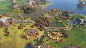 Sid Meier's Civilization VI: Platinum Edition Steam Key £25.45 @ indiegala