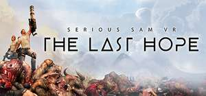 [PC] Serious Sam VR: The Last Hope - £5.99 @ Steam Store