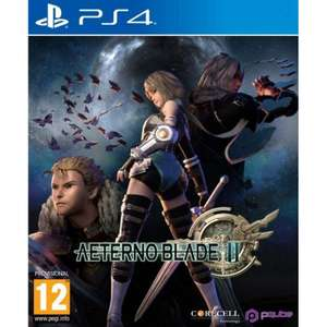 AeternoBlade II (PS4) £4.95 delivered @ The Game Collection