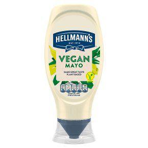 Hellmann's Vegan Mayo 394g/430ml £2.24 at Waitrose and Partners