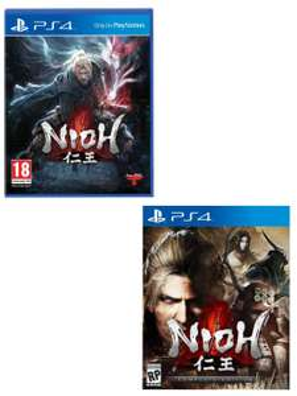 [PS4] Nioh - £8.99 / Nioh: Complete Edition - £12.99 @ Playstation PSN